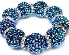 http://www.bonanza.com/listings/Blue-Crystal-Fireball-Stretch-Bangle-Bracelet/91682709