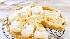 Rezept: Banana-Pie mit Syrup