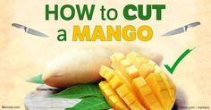 Imagine finding out not only the easiest way to cut mangoes, but a simple recipe that features it along with a few more choice and beneficial ingredients.