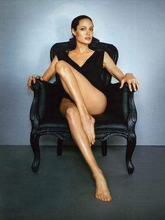 for the love of Angelina Jolie - suicideblonde: Angelina Jolie