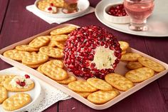 Explore our top Christmas appetizers from Kraft Recipes. Learn how to make Christmas appetizers that all of your guests are going rave about!