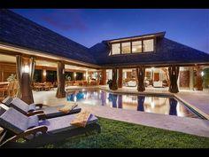 Elegant Kahala Retreat in Honolulu, Hawaii - YouTube