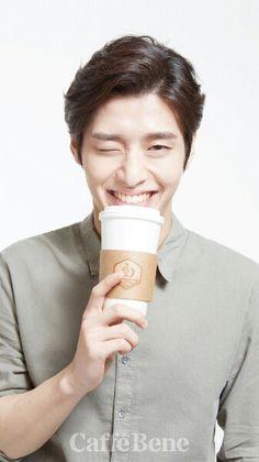 "Kang Ha Neul for ""Caffe Bene"" . June 2016 Ahn Jae Hyun, Jung Hyun, Kim Jung, Jang Keun Suk, Korean Wave, Korean Star, Korean Celebrities, Korean Actors, Scarlet Heart Ryeo Wallpaper"