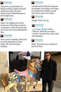 Meanwhile Misha...<-----------omg is that really a naked pic of him??!!??