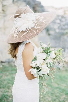 Elegant Old French Abbey Wedding Inspiration: http://www.stylemepretty.com/destination-weddings/2015/10/08/elegant-old-french-abbey-wedding-inspiration/   Photography: Anna Tereshina - http://www.tereshina.com/