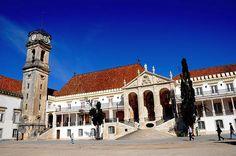 Universidade de Coimbra classificada Património da Humanidade | Coimbra | Portugal | Escapadelas ®