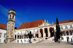Universidade de Coimbra classificada Património da Humanidade | Coimbra | Portugal | Escapadelas ®