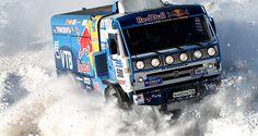 El mayor fabricante de camiones ruso Kamaz se prepara para recibir turistas                                                                                                                                                     Más