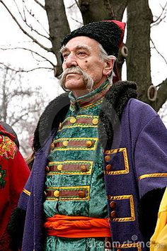 Old ukrainian Cossack 14 by Fotosergio, via Dreamstime