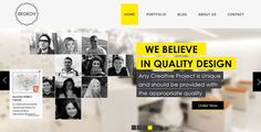 50 Awesome Responsive HTML and CSS Templates   WebSurfMedia