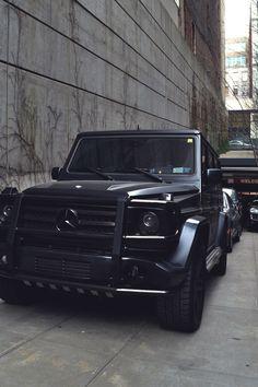 Mercedes Benz G55 AMG