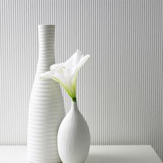 Corduroy White Wallpaper - Paintable Wall Coverings By Graham  Brown