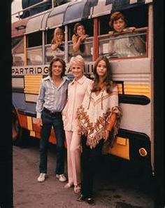 The Partridge Family - Who didn't have a crush on David Cassidy?!
