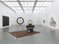 Rashid Johnson Artist Exhibition Installation View Message to Our Folks 2012 Museum of Contemporary Art MCA Chicago