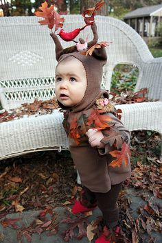 Baby tree costume