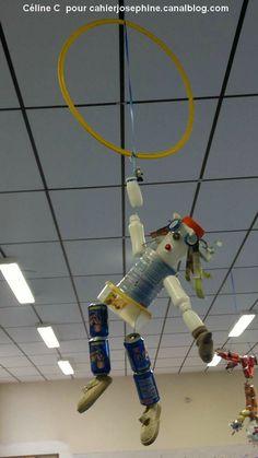 bonhomme acrobate