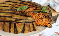Eggplant Pasta, Pasta Cake, Good Food, Yummy Food, Sicilian Recipes, Sicilian Food, Cooking Recipes, Healthy Recipes, Gastronomia