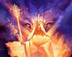 Lion of Judah // 11 X 14 Print // Lion Art Print // Jesus Print // Christian art // Jesus second co Image Jesus, Jesus Christ Images, Jesus Art, Lion Images, Tribe Of Judah, Jesus Is Coming, Coming Song, Prophetic Art, Biblical Art
