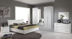 Camera da letto Luisa - Mobilmax