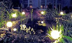33 Gorgeous Globe Lighting Ideas for Interior Decorating and Backyard Landscaping