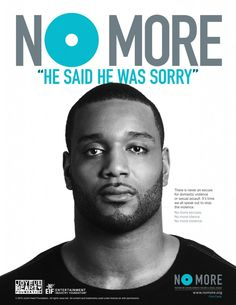 "NO MORE ""He said he was sorry."" -#ChrisCanty"