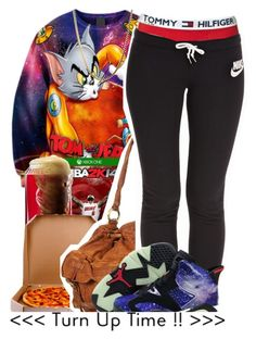 """Turn Up Time"" by lulu-foreva ❤ liked on Polyvore"