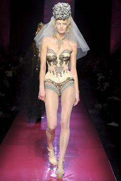 Gaultier Paris S/S 2012