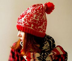 Ravelry: Garden Gnome Hat pattern by Betsy Farquhar