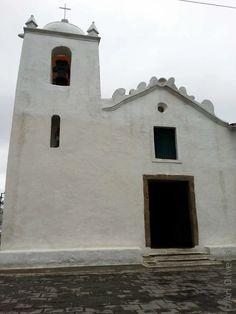 Colonial Church ( ) Igreja colonial São Pedro da Aldeia, Rio de Janeiro North Coast / Região dos Lagos