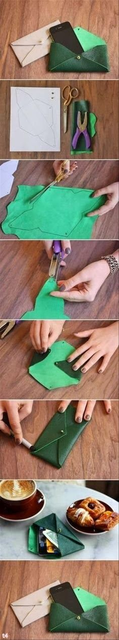 Easy DIY Clutch