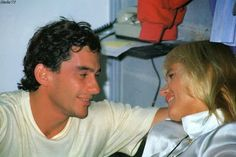 Ayrton Senna Magic Immortal: Como Ayrton Senna e Xuxa se apaixonaram