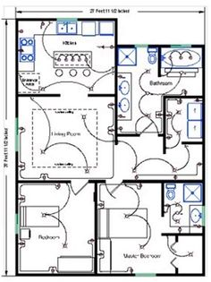 How to Map House Electrical Circuits | Pinterest | Circuits, House ...