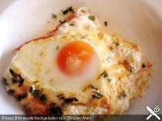 Holländische Käse - Eier