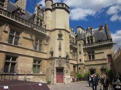 Museo Nacional de la Edad Media de #París - Museo Cluny - Euroviajar.com