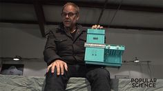 Alton Brown lets everyone know about his childhood love of the #easybakeoven.