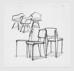 sketch #sketching #sketchbook #chair #design #furniture #draw ...