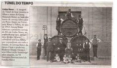 [gallery] Clique nas imagens acima para ler a matéria veiculada pelo jornal O Diário, de Nova Petrópolis (RS), que fala sobreo primeiro registro de uma