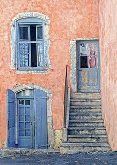 neighbourhoods of the world, colours...