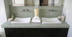 Backsplash Bathroom Ideas