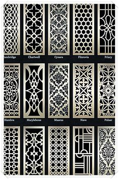 Home And Furniture: Various Decorative Metal Screens On Architectural Screen Las. - Home And Furniture: Various Decorative Metal Screens On Architectural Screen Laser Cut Privacy Deco - Gate Design, Screen Design, Door Design, Decorative Metal Screen, Decorative Panels, Aluminum Screen Doors, Jaali Design, Cnc Cutting Design, Laser Cutting