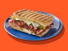 Hot Pressed Cuban SPAM®wich