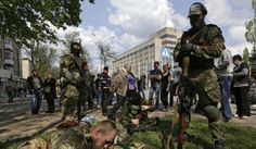 Slavyansk defenders armed with Ukrainian weapons, no Russians among them - New York Times