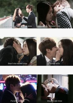 Lee min ho king of kiss scenes This is my OTP Heirs Korean Drama, Korean Drama Funny, Watch Korean Drama, Drama Korea, Korean Dramas, The Heirs Kiss, Kpop Kiss, Lee Min Ho Kiss, Lee Young Suk