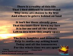 Reality - A Poem | The Grief Toolbox