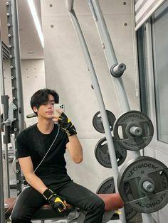 Taehyung, Gym Equipment, Workout Equipment