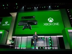 E3 2013 Xbox Briefing: Xbox One Games - YouTube