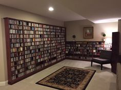 Custom Bookcases for CD Collector – Tarik a yousef – Shubham Monga – Audioroom