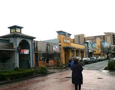 Shops in Seaside Oregon & lots of fun activities to do :)