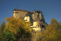 Orava Castle , Slovakia ,Oravský hrad