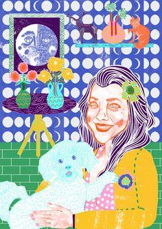 Freya - Portrait commission